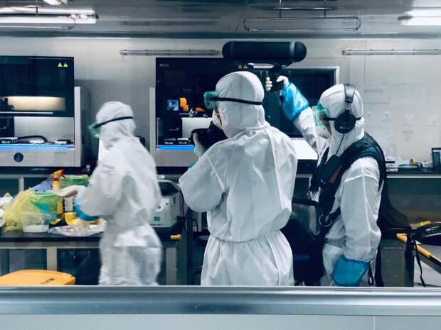 Сценарист «Игры на понижение» расскажет про первые дни пандемии коронавируса