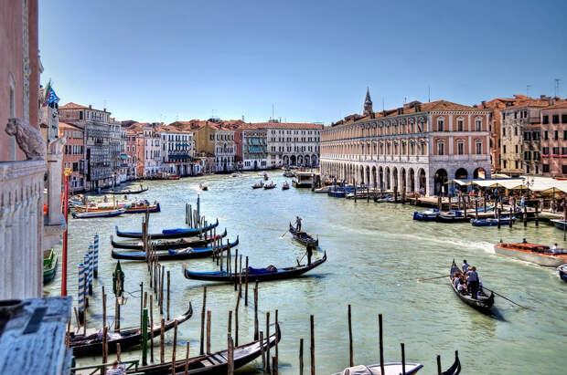 Учёные предложили не спасать Венецию от затопления