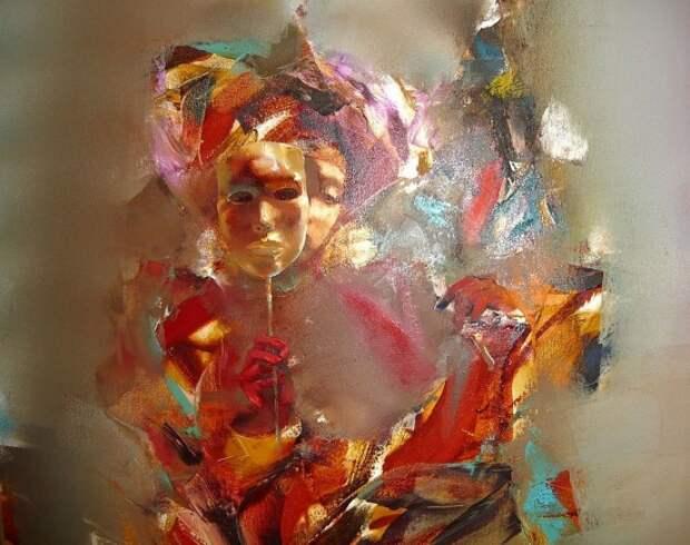 художник Валерий Блохин картины – 19