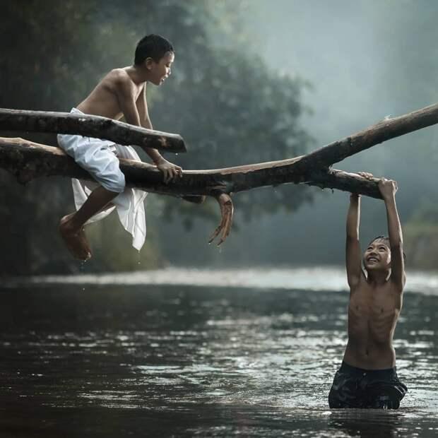 Прекрасная сельская Индонезия на снимках Рариндры Пракарса