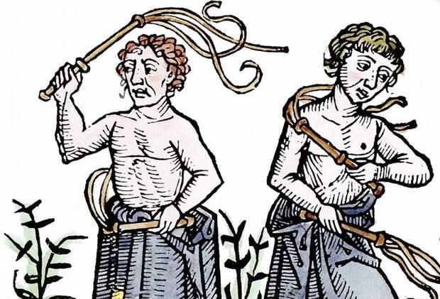 Секс во время чумы или парочка пикантных подробностей об эпидемии Черной Смерти