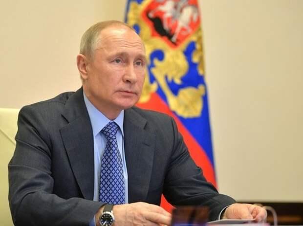 Коронавирус загоняет Путина в политический капкан