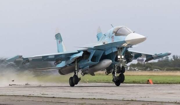 Военные самолеты Великобритании и США приблизились к границам России