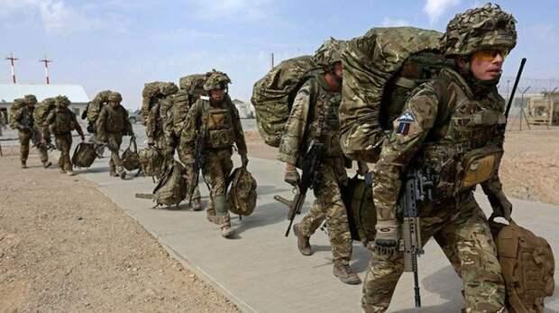 Британская армия наращивает своё военное присутствие на Украине