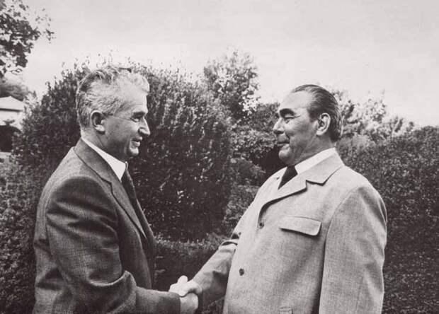 Николае Чаушеску: что требовал от СССР глава Румынии