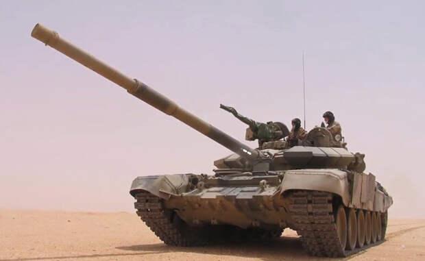 Российское оружие сделало армию Алжира сильнейшей в регионе