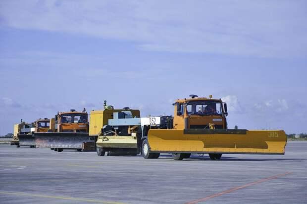 Аэропорт Симферополя готов к работе зимой