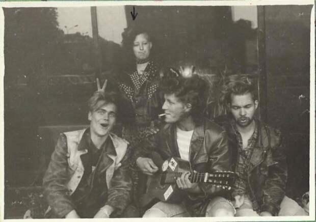 70 искренних фотографий эстонской панк-культуры 1980-х годов 28