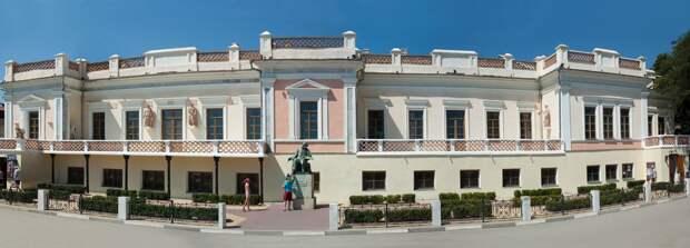 Феодосийскую картинную галерею имени И.К. Айвазовского реконструируют к концу 2022 года