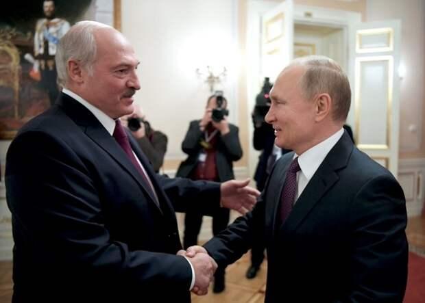 Путин и Лукашенко договорились встретиться в Москве, но Песков заявил, что дата пока неизвестна