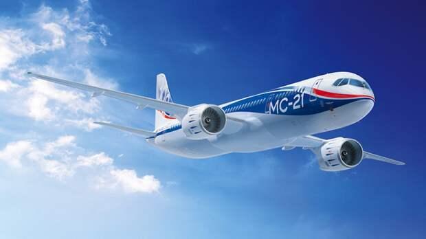 Sohu: разработка в РФ самолета МС-21 таит большую проблему для Китая