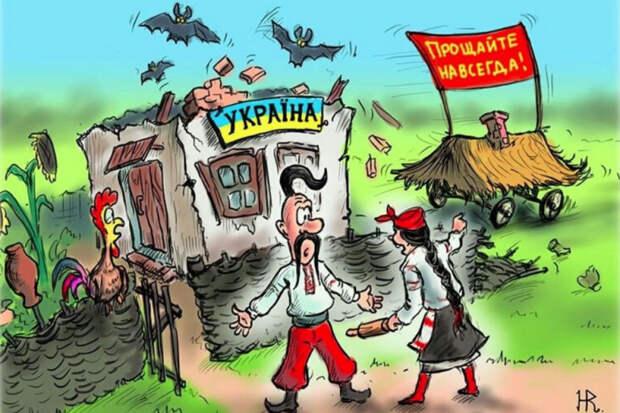 У Европы всё меньше охоты слушать бредни страны-анекдота