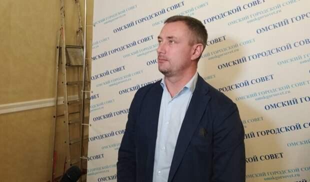 Ушел вотставку директор омской «Тепловой компании» Тараненко