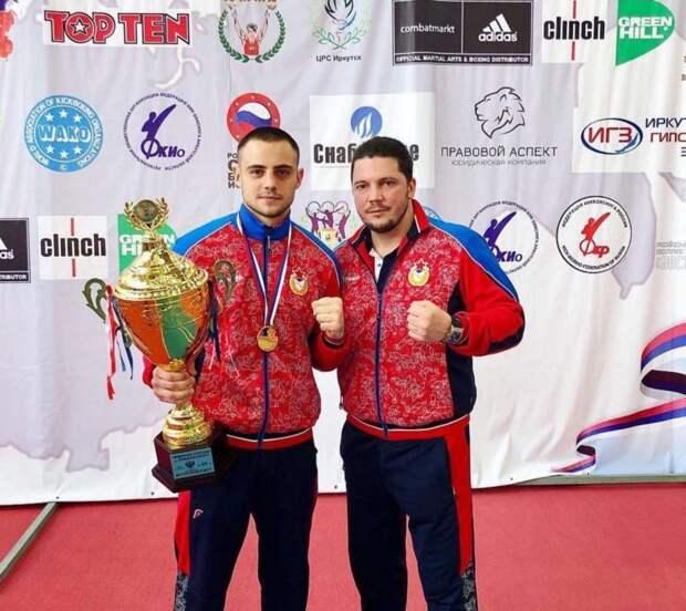 Кикбоксер из Хорошевки будет представлять Россию на Чемпионате Мира