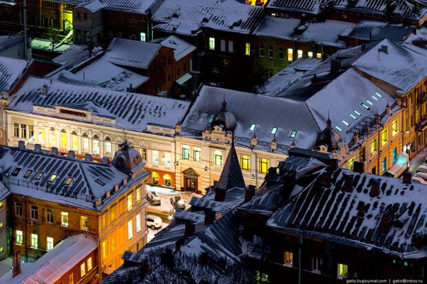 Зимний Нижний Новгород, который вас удивит