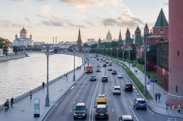 Синоптики спрогнозировали потепление в Москве к выходным