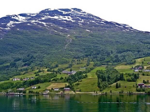 fjords44 Самые красивые фьорды Норвегии