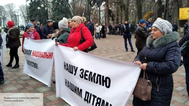 Бредихин: Скоро украинцы лишаться свой страны, часть территорий перейдет к Западу