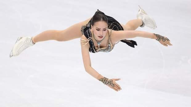 «Она может не соревноваться, но остается королевой льда». Твиттер ОИ-2022 — о новой программе Загитовой