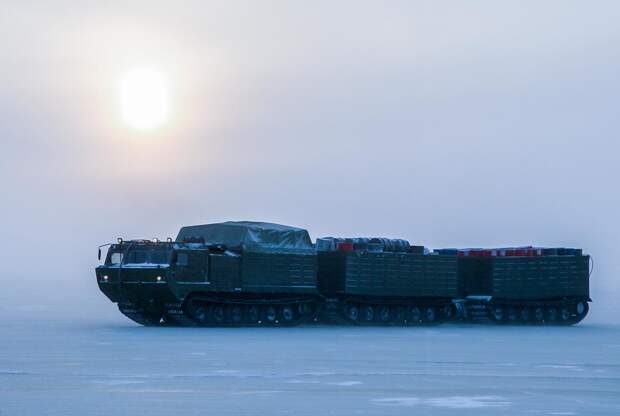 Как Россия зарабатывает на холоде