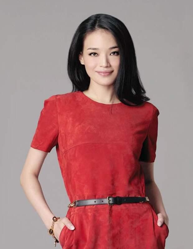 красивая китайская актриса Шу Ци / Shu Qi фото