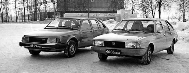 """Судьба прототипа """"Москвича- С3"""" для замены классической серии"""