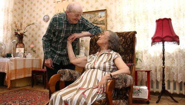 Матпомощь подмосковным пенсионерам на карантине выплатят автоматически
