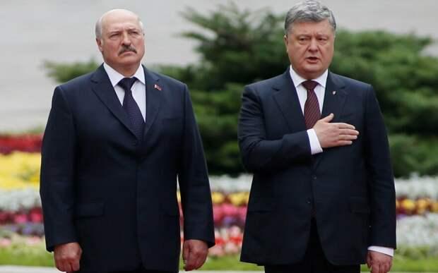 Беларусь vs Украина: хроника пикирующих отношений