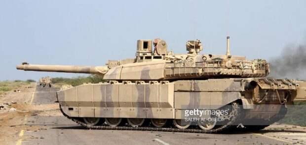 Лидеры танкового рынка