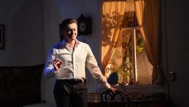 Театральная студия Сергея Безрукова может появиться в Подмосковье