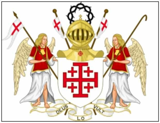 Орден Святого Гроба Господня европа, история, рыцарские ордена, средневековье