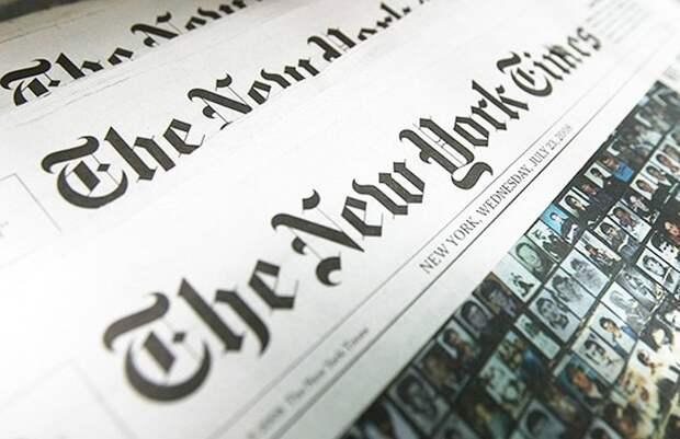 """Бооооль пропагандистов """"Нью-Йорк Таймс"""""""