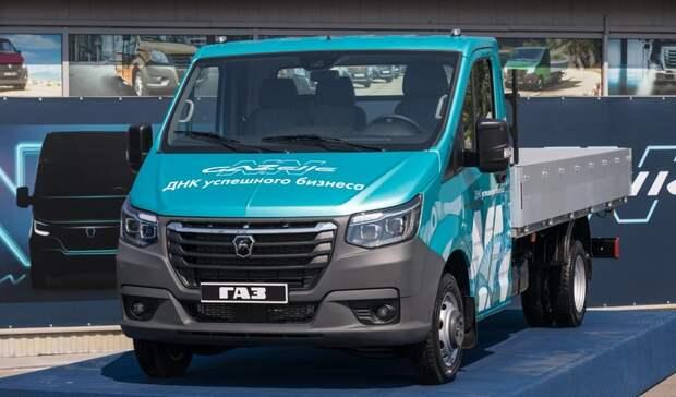 «ГАЗель NN» настарте: начался приём заказов наавтомобиль вдилерской сети марки ГАЗ