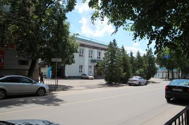 Октябрьская ул. 20