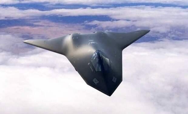 В США начались летные испытания демонстратора истребителя шестого поколения
