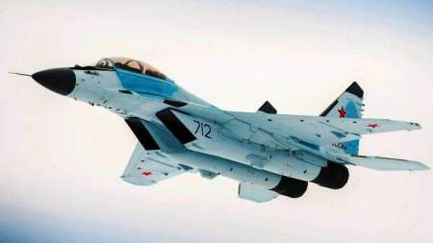 Китайские эксперты впечатлены русским МиГ-35