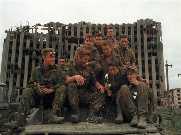 20 лет с момента начала штурма Грозного