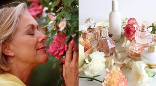 Пять ароматов, которые лучше всего сидят на женщинах возраста 50+