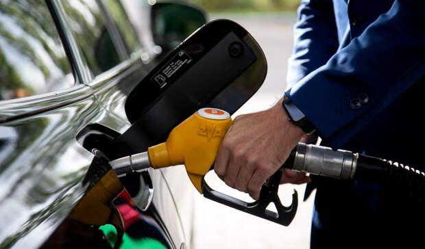 C начала года на 4% упало производство бензина