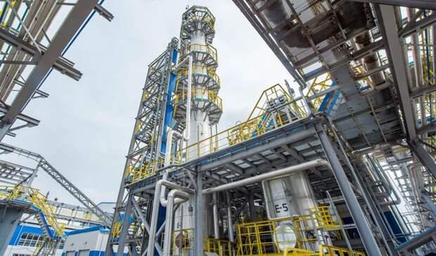 Ямал— потенциальная точка для развития нефтехимии