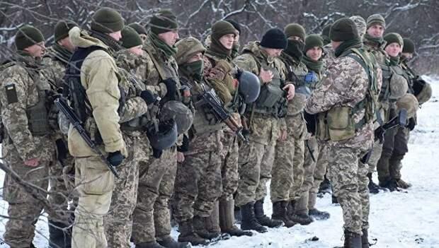 В Киеве признали, что ВСУ убивают мирных жителей в Донбассе