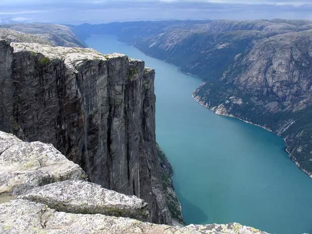 fjords14 Самые красивые фьорды Норвегии