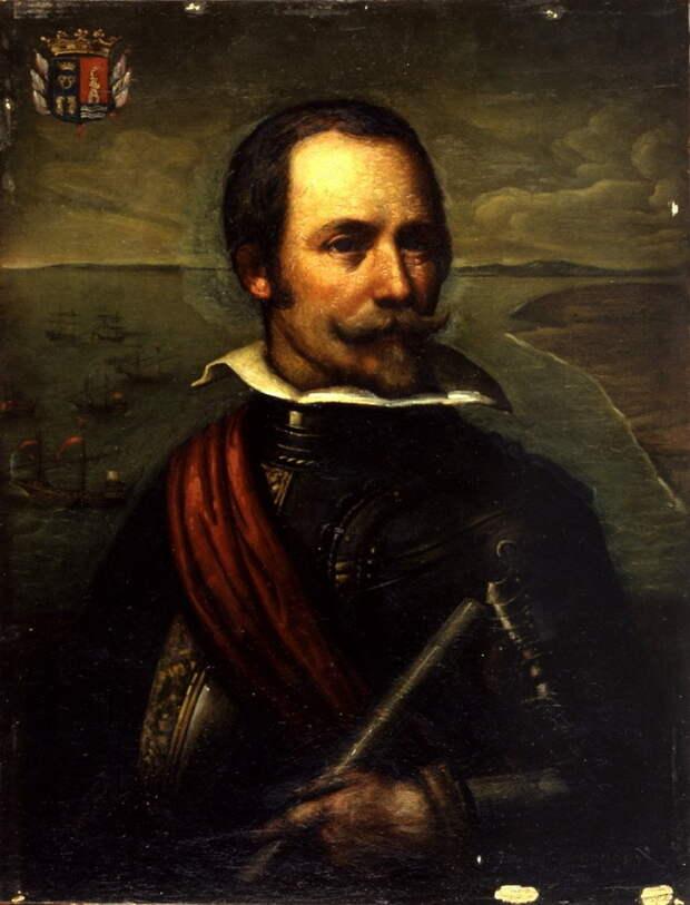 Адмирал Антонио де Окендо - «Сахарные места» Южной Америки | Военно-исторический портал Warspot.ru