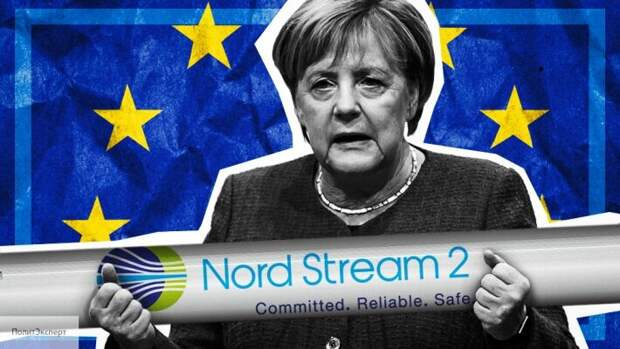 Курохтин оценил варианты, как Германия ответит на санкции США по «СП-2»