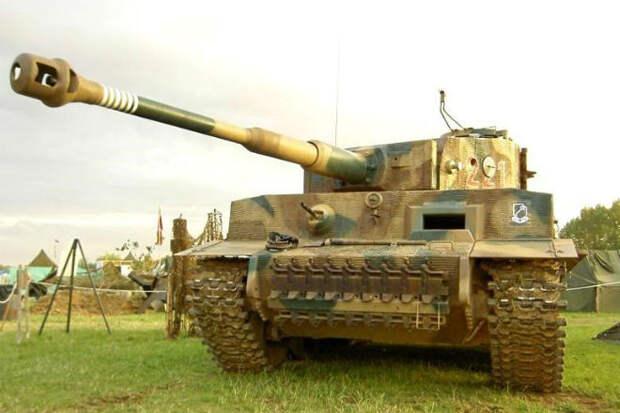 Непобедимые Тигры Рейха: танк до сих пор считают одной из лучших боевых машин в истории