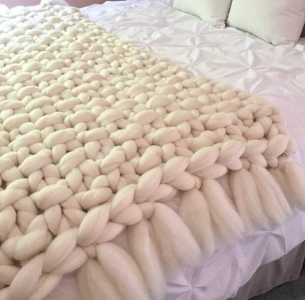 Красивые одеяла ручной работы, которые совсем несложно повторить
