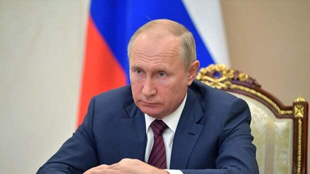 Путин: «Газпрому» невыгодно увеличивать прокачку газа через Украину