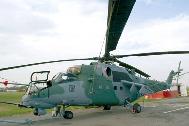 Посол: Бразилия заинтересована в покупке российских вертолетов