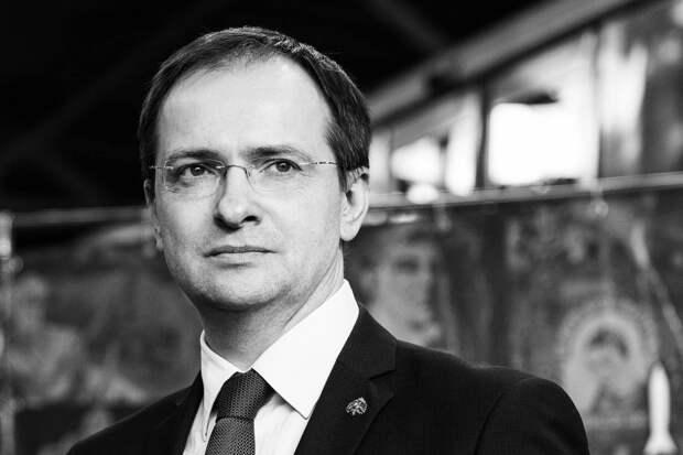 Владимир Мединский назначен Председателем Межведомственной комиссии по историческому просвещению