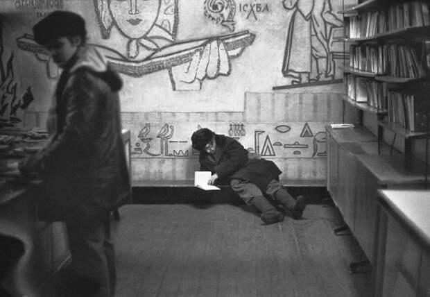 Миф про «самый читающий СССР».